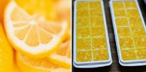 Почему лимоны стоит замораживать
