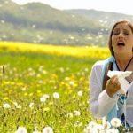 Весенняя аллергия: от обострения к лечению