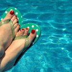 Грибок ногтей: как защитить себя в сауне и бассейне