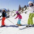 Катание на лыжах: польза для здоровья