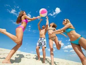 Как сохранить фигуру в отпуске?