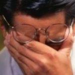 Как уберечь глаза при работе за компьютером?