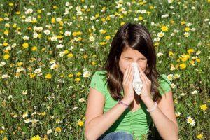 Разработана первая вакцина от аллергии на травы