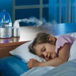 Как влияет увлажнитель воздуха на детский организм?