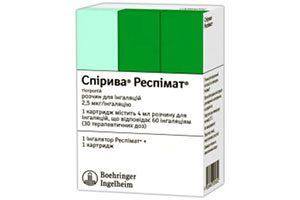 Спирива® — инновационный препарат для лечения